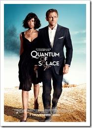 quantum of Solace: il nuovo 007